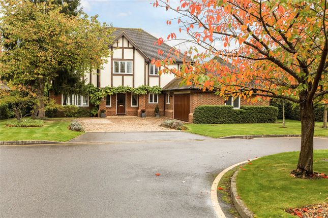 Thumbnail Detached house for sale in Foxborough Court, Maidenhead, Berkshire