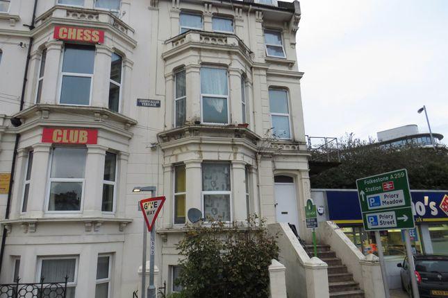 Flat for sale in Cornwallis Terrace, Hastings