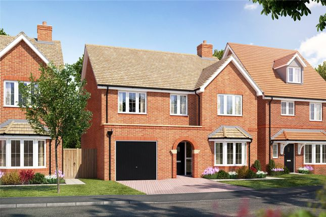 Picture No. 02 of Plot 23, The Pebworth, Littleworth Road, Benson, Oxfordshire OX10