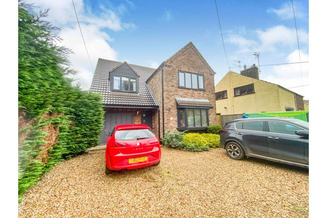 Thumbnail Detached house for sale in Wyberton Low Road, Boston