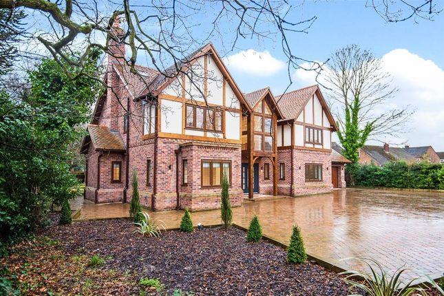 Thumbnail Detached house for sale in Heath Road, Penketh, Warrington