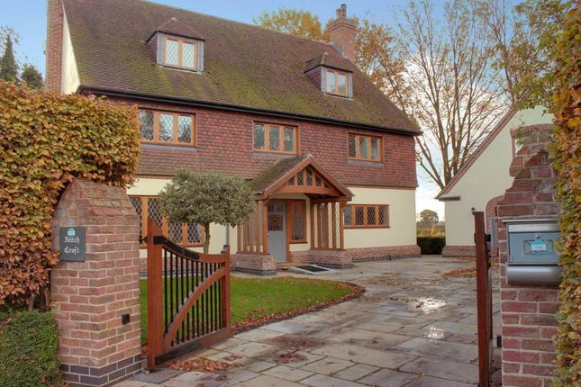 Thumbnail Detached house for sale in Chestnut Mews, Tickton, Beverley