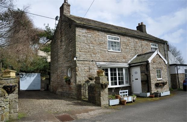 Thumbnail Detached house for sale in Thoburn Cottage, Tow House, Bardon Mill