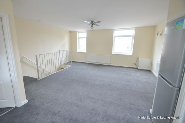 Thumbnail Flat to rent in Littleton Road, Salford