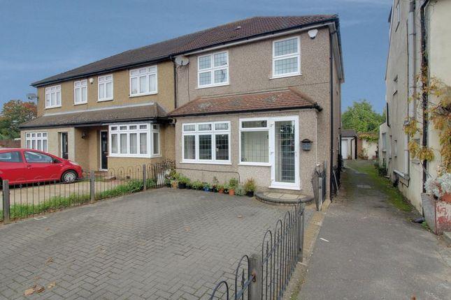 3 bed semi-detached house for sale in Goffs Lane, Goffs Oak, Waltham Cross