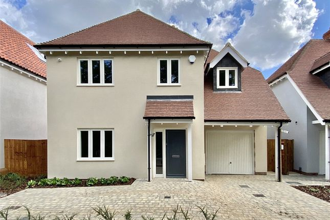 Thumbnail Detached house for sale in Station Bridge Yard, Blake Hall Road, Ongar, Essex