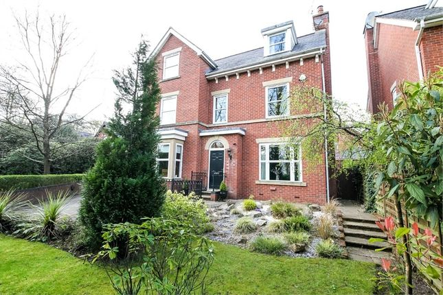 Thumbnail Detached house for sale in Chorley New Road, Heaton, Bolton