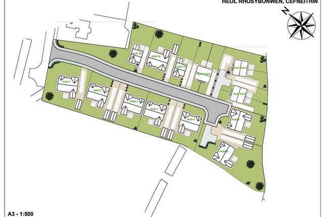 3 bed detached house for sale in Rhos Y Bryn, Cefneithin, Llanelli