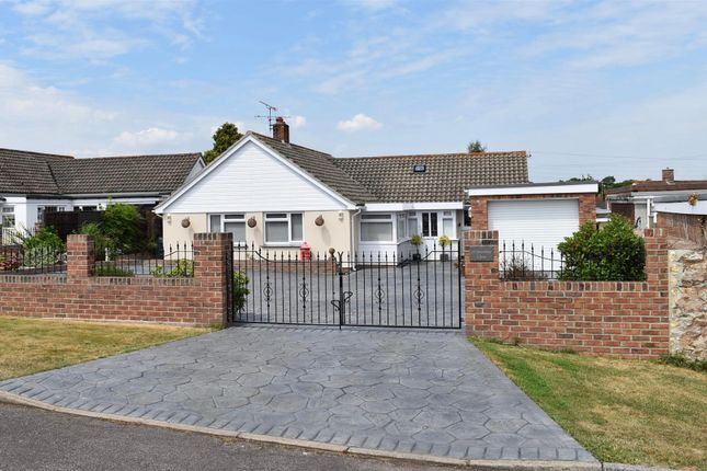 Thumbnail Detached bungalow for sale in Sweethay Close, Trull, Taunton