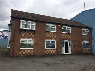 Thumbnail Office to let in Terminal 1 Offices, North Moss Lane, Stallingborough, Grimsby