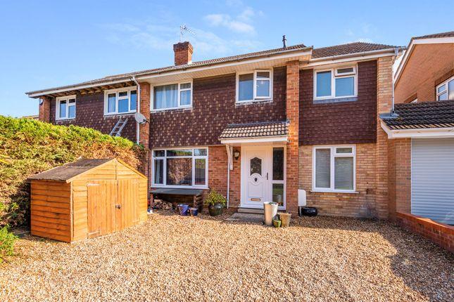 Thumbnail Semi-detached house for sale in Pilgrims Way, Bisley, Woking