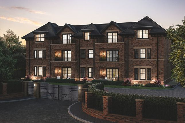 Thumbnail Flat for sale in Fernleigh House, Apt 12, Alderley Road, Wilmslow