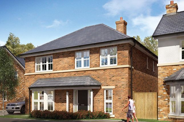 "Thumbnail Detached house for sale in ""The Durham"" at Elms Way, Yarm"