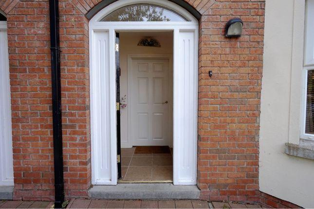 Entrance of Church Court, Holywood BT18
