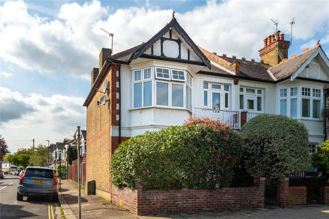 Thumbnail End terrace house to rent in College Road, Isleworth