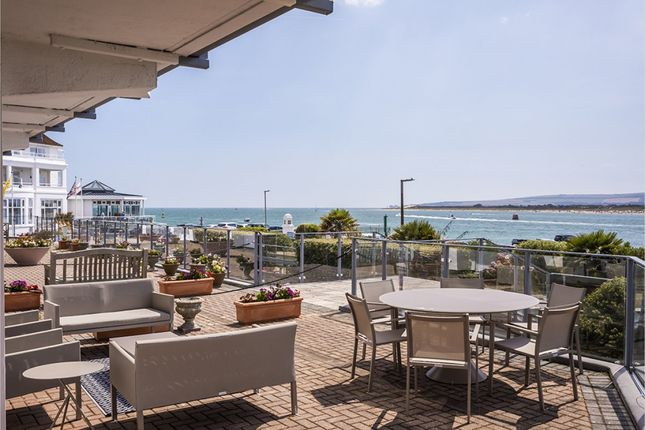 Thumbnail Flat for sale in Ferry Way, Sandbanks, Poole