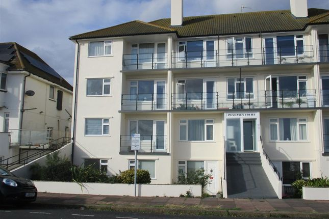 Thumbnail Flat to rent in West Parade, Bexhill-On-Sea