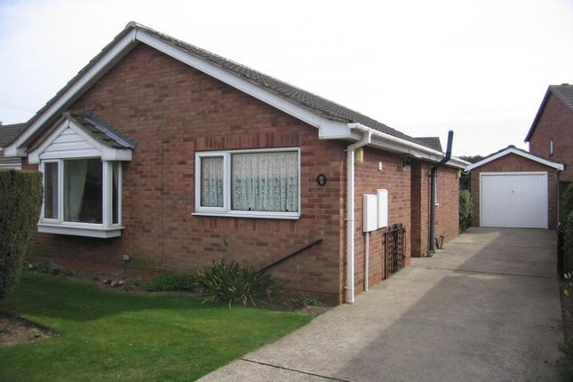 Thumbnail Bungalow to rent in Balliol Drive, Bottesford, Scunthorpe