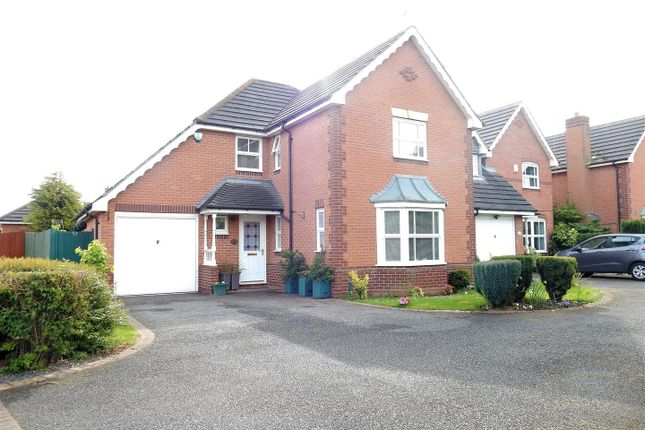 Thumbnail Detached house for sale in Fulmar Way, Gateford, Worksop