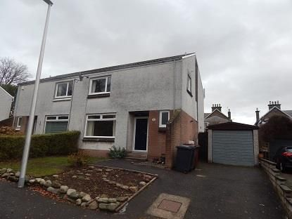Thumbnail Semi-detached house to rent in Langholm Gardens, Broughty Ferry, Dundee