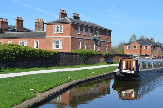 Thumbnail Flat for sale in Trent Court, Stafford Road, Stone