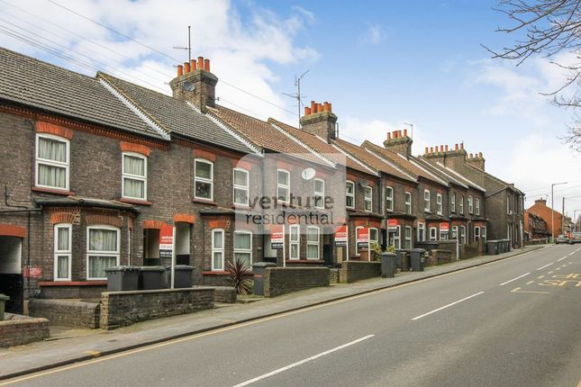 Thumbnail Terraced house for sale in Hitchin Road, Luton