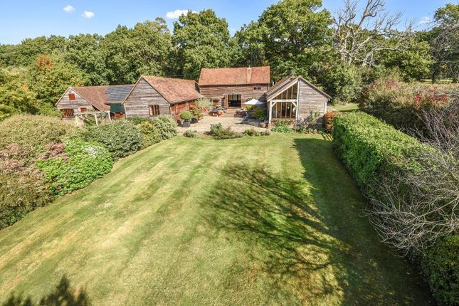 Thumbnail Barn conversion for sale in Mill Lane, Lower Beeding