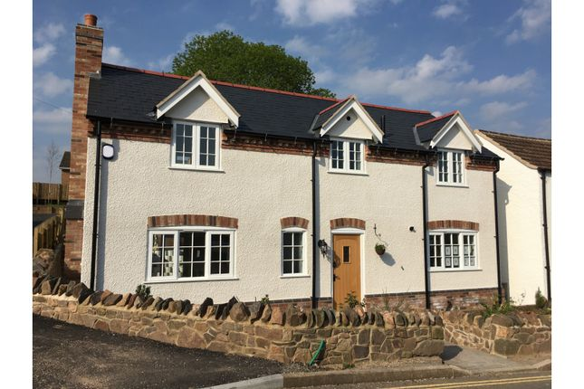 Thumbnail Detached house for sale in Rookery Lane, Leicester