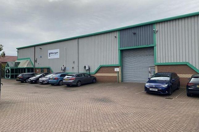 Industrial to let in Unit C Amberley Drive, Sinfin Lane, Sinfin, Derby, Derbyshire