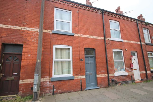 Thumbnail Terraced house to rent in Cromwell Road, Eccles, Manchester