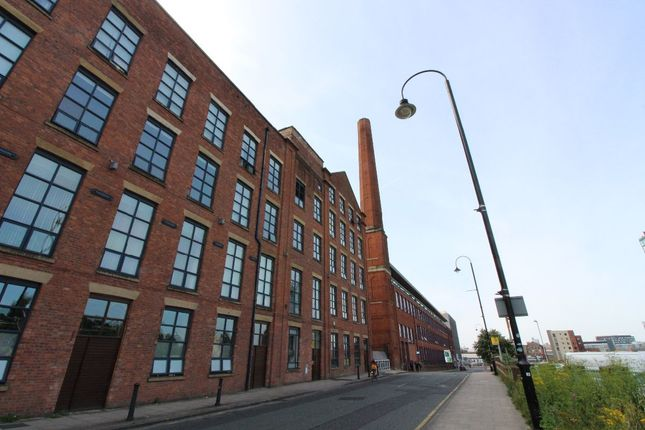 2 bed flat to rent in Albion Mill, Pollard Street, Manchester M4