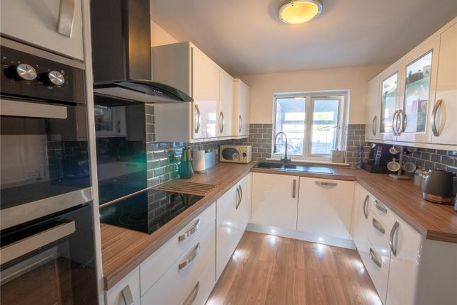 Thumbnail Terraced house for sale in Tennyson Avenue, Cliffe Woods, Rochester