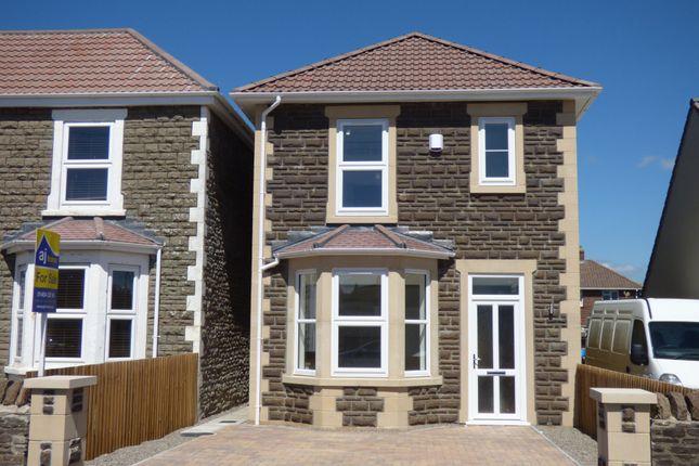 Thumbnail Detached house for sale in Watleys End Road, Winterbourne, Bristol