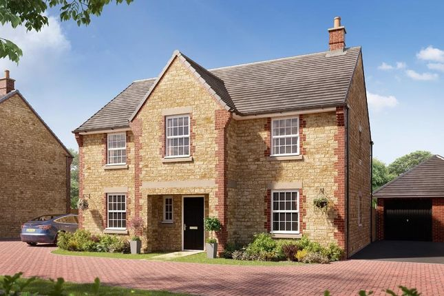 """Thumbnail Detached house for sale in """"Winstone"""" at Knolles Drive, Stanford In The Vale, Faringdon"""