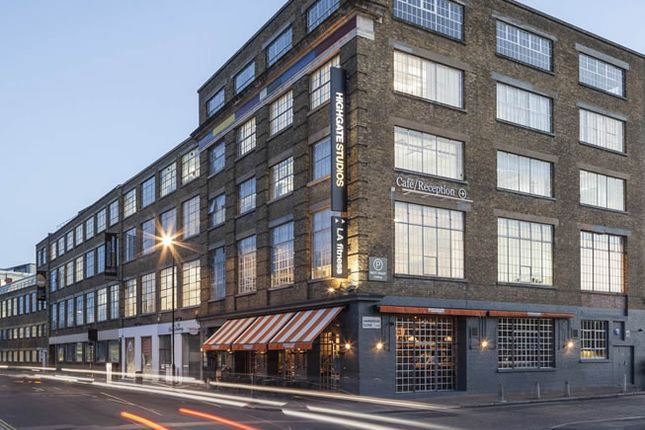Thumbnail Office to let in Highgate Studios, 53-79 Highgate Road, London