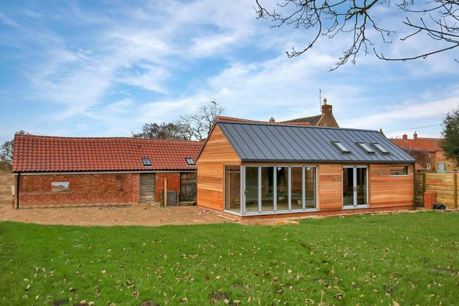 Thumbnail Barn conversion for sale in City Road, Stathern, Melton Mowbray