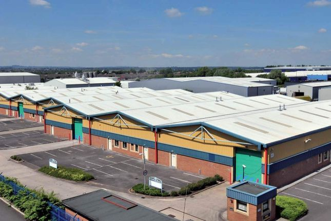 Thumbnail Light industrial to let in Road One, Winsford Industrial Estate, Winsford
