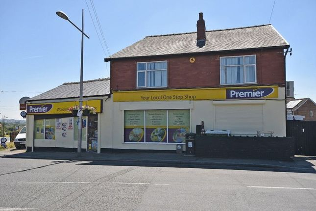 Thumbnail Retail premises for sale in Leeds Road, Allerton Bywater, Castleford