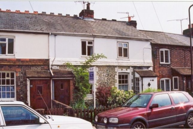 Thumbnail Terraced house to rent in Station Road, Marlow, Buckinghamshire