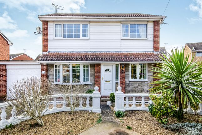 Thumbnail Detached house for sale in Sawston Close, Balby, Doncaster