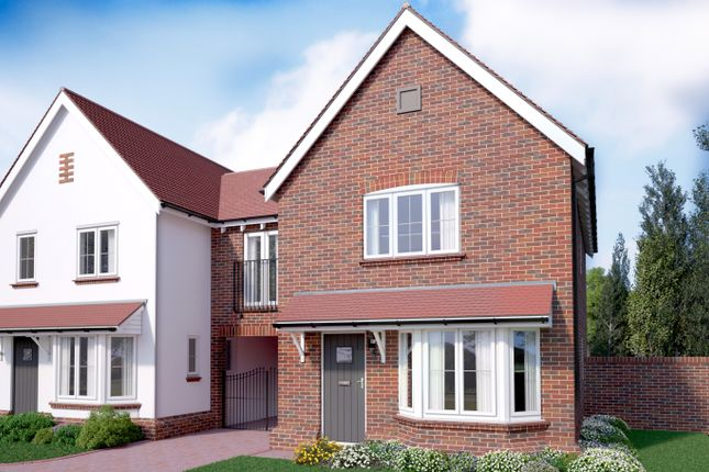 Thumbnail Terraced house for sale in Wantley Hill Estate, Henfield