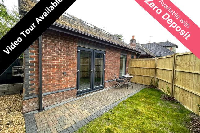 Thumbnail Property to rent in Horton Road, Ashley Heath, Ringwood