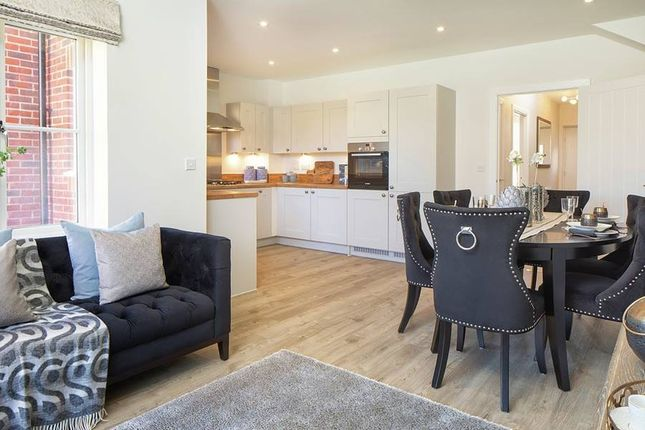 """Thumbnail Property for sale in """"The Larfield"""" at Highfields Road, Highfields Caldecote, Cambridge"""