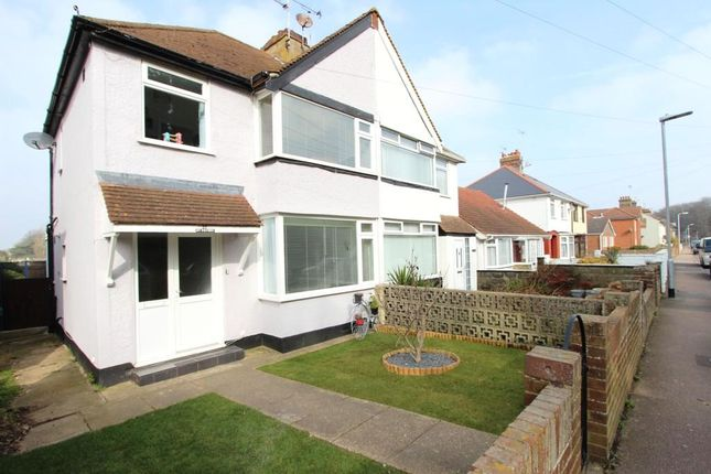 3 bed semi-detached house for sale in Telegraph Road, Deal