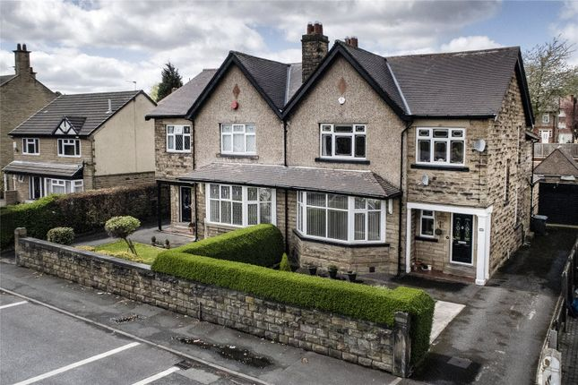 Thumbnail Semi-detached house for sale in Track Road, Batley, West Yorkshire