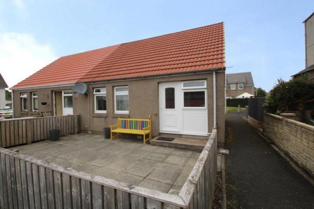 1 bed bungalow for sale in Roselea Gardens, Ladybank, Cupar, Fife KY15
