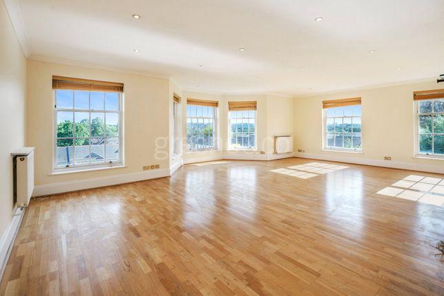 Thumbnail Flat to rent in Princess Park Manor, Royal Drive, London