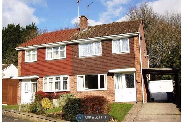 Thumbnail Semi-detached house to rent in Valley Road, Brackley