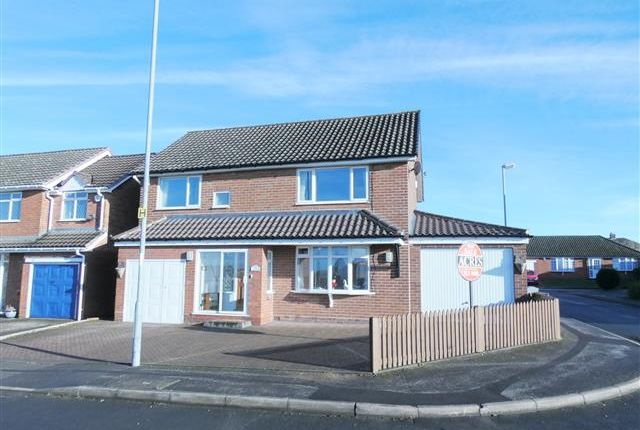Thumbnail Detached house for sale in Chester Road, Streetly/Aldridge, Walsall