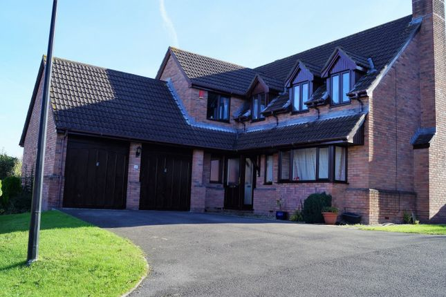 Thumbnail Detached house to rent in Juniper Place, Weston Super Mare